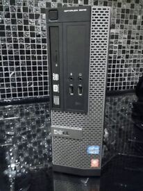 Dell Optiplex Core i3 Base Unit Computer Windows 7