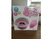 Children's candy floss maker