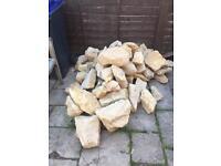 Large Amount of Bath Stone (ONO)