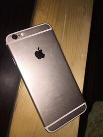 Gold IPhone 6 unlocked