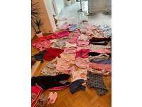 Girls age 3-4 clothing bundle winter