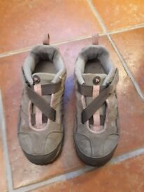 Girl's Merrell Waterproof Trainers Size 3