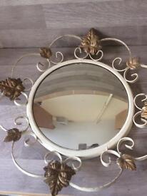 1950s vintage mirror
