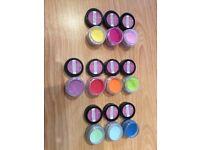 Ez flow acrylic powders