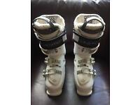 Ladies Salomon ski boots