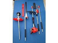 Mitox 28MT Select Multi-tool (strimmer, hedge cutter, pruner + extension)