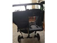 Double city mini jogger, in good condition.