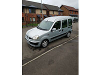 Renault Kangoo 1.6 Petrol Automatic, Auto Mobility Adapted Wheelchair ramp, low miles