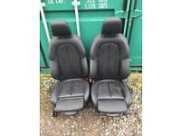 BMW 2 SERIES ACTIVE TOURING M SPORT LEATHER SEAT SET