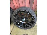 Bmw alloys 19""