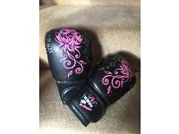 *New* 6oz boxing gloves