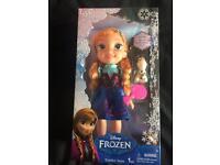 New Frozen Anna