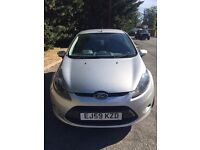 Ford Fiesta 1.6TDCi Low mileage free Road Tax yearly CHEAPP!!!!