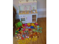 Elc Wooden Kitchen - Loaded Roundhay Park Leeds 8 - Can Deliver