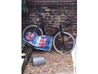 Carbon road bike, a one off bike.