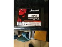 60GB KingSton SSD Drive