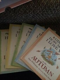Set of 5 books