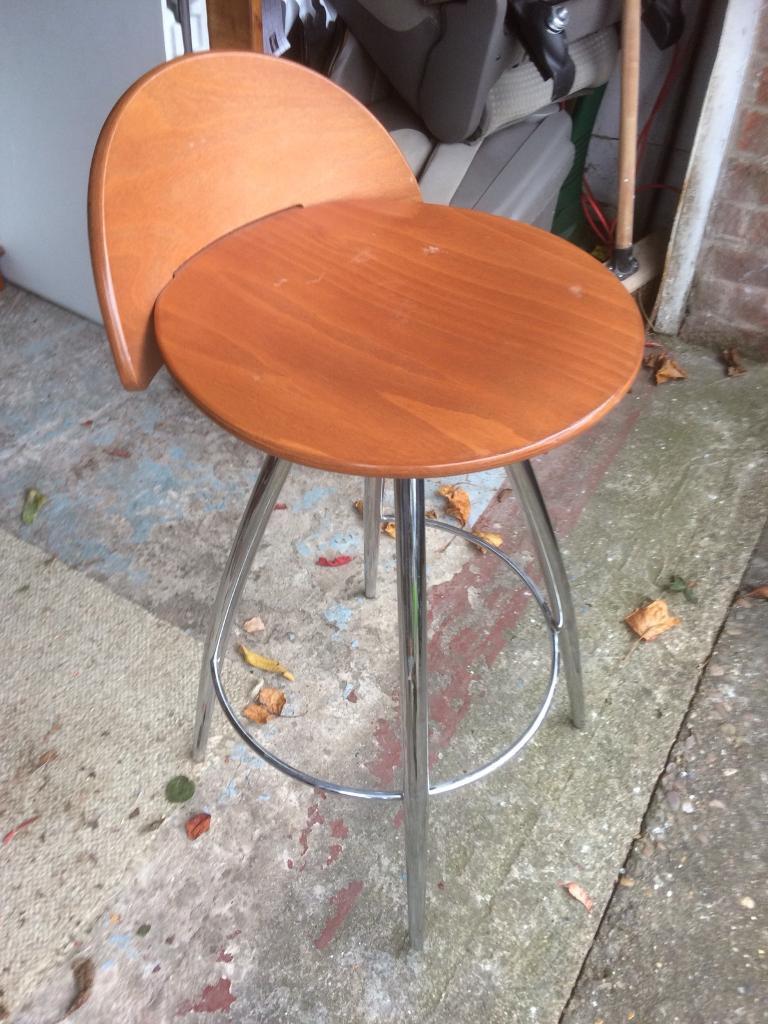 Retro style stool