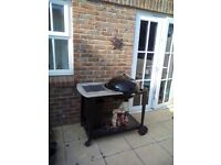 Coal BBQ for sale. Good condition!!