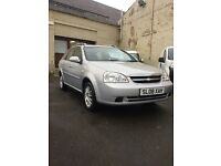 CHEVROLET LACETTI SX ESTATE!!! FULL YEAR MOT!!! AUTOGUARD WARRANTY!!!