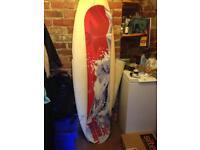Smirnoff Snowboard