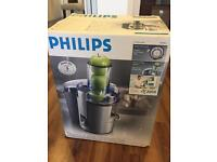 BRAND NEW Philips whole fruit juicer HR1861 700w