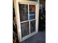 Beautiful Victorian Timber Sash Window