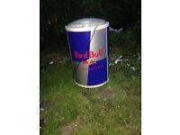 Red Bull Cooler (rattles a bit)