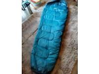 QUALITY MUMMY SLEEPING BAG WITH CARRY BAG