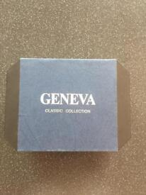 GENEVA Classic Collection Watch Gift Set