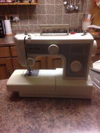 Electric Sewing Machine Riccar 650