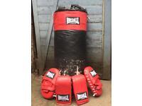 Lonsdale Punch Bag