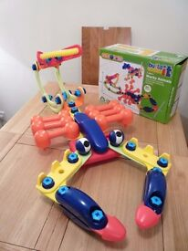 Build It Set - Wacky Animals from Early Learning Centre, suitable for 3 years and over