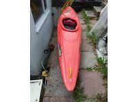 Pirahna Magic 10'6 kayak