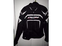 ixon motorcycle jacket 3 Xl