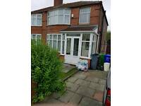 'STUDENTS' - 4 BEDROOM SEMI DETACHED PROPERTY LOCATED ON BROOKLEIGH ROAD WITHINGTON M20 4RX