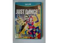Just Dance 2016 for Wii U (new).