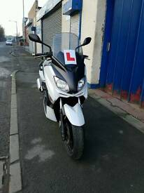 Yamaha 125 yp R xmax in excellent condition
