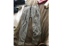 Zara tracksuit bottoms