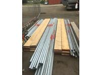 WANTED WE WILL BUY ANY SCAFFOLDING TUBES, FITTINGS, BOARDS, BEAMS, LADDERS, GATES