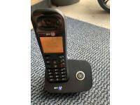 BT landline phone BT1100 single