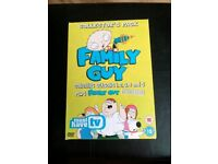 Family guy collectors pack