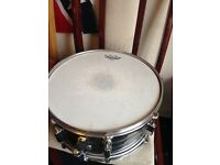 Pearl Export 14 x 6 steel snare drum