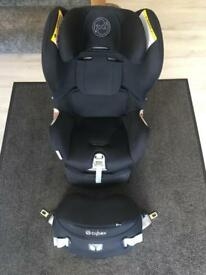 Cybex sirona infant child baby car seat 0-18kg 0-4 years