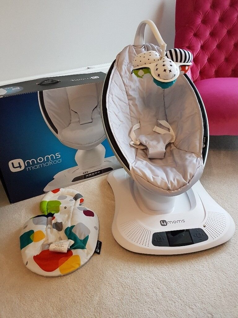 4moms Mamaroo baby seat / swing   in Kintore, Aberdeenshire
