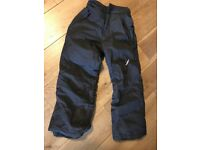 Kids Ski trousers Age 8 (From Decathlon) in Excellent condition