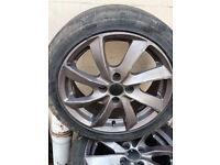 Alloy Wheels 16 inch