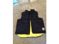 Boys Gap Navy Bodywarmer