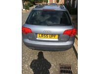 AUDI A4 ESTATE 2.0 TDI AUTO