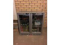 LEC BC9007G under counter bottle cooler